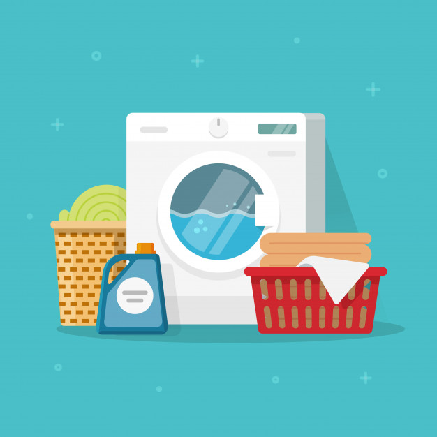 laundry machine with washing clothing linen vector illustration flat carton style 101884 220 Shine Laundry Services provides premium washing and dry cleaning service leveraging mobile based technology. We pick up your dirty duds from your doorstep and deliver fresh, clean clothes back at your doorstep.