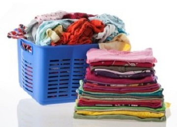 Wash and Fold shine laundry bhubaneswar 1 An Online laundry, dry cleaning, ironing, shoe care service in Bhubaneswar