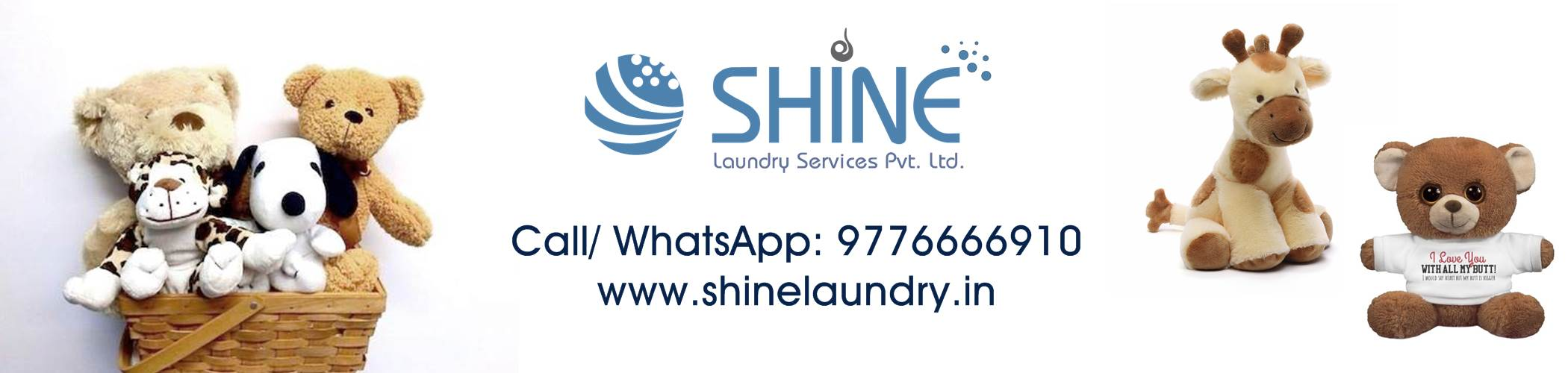 Toy Laundry in Bhubaneswar – Shine Laundry book now Wouldn′t it be great to make sure kids stay hygienic with toys they play? Fur toys and soft toys can accumulate a lot of dust that cannot be seen with a naked eye. Making sure toys are clean is a part of keeping your kid healthy.