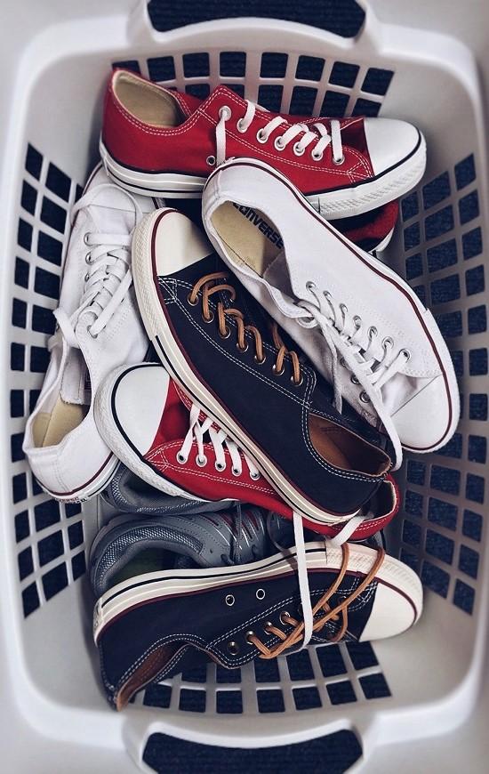 Shoe Laundry in Bhubaneswar – Shine Laundry